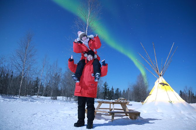 Yellowknife 3 Nights Aurora Viewing Tour Package