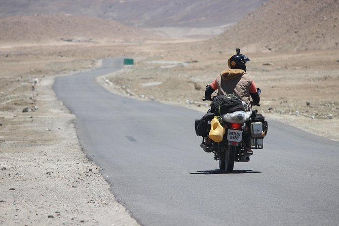 LEH-LADAKH Bike Trip Package
