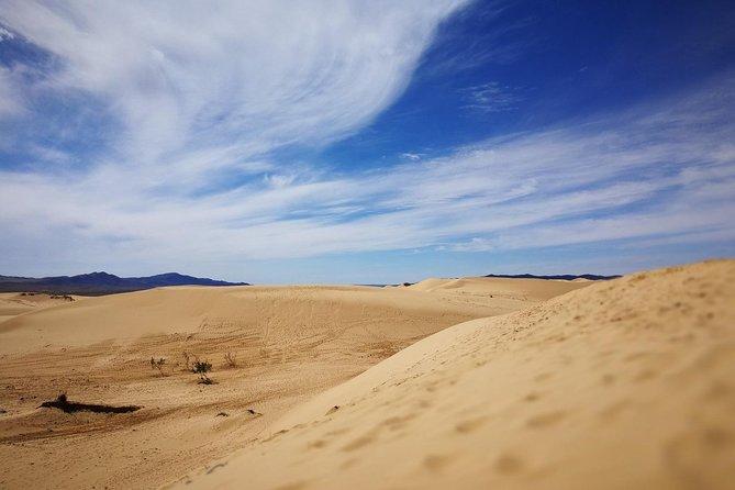 SAND DUNES & NOMADIC LIFESTYLE (1000 km)