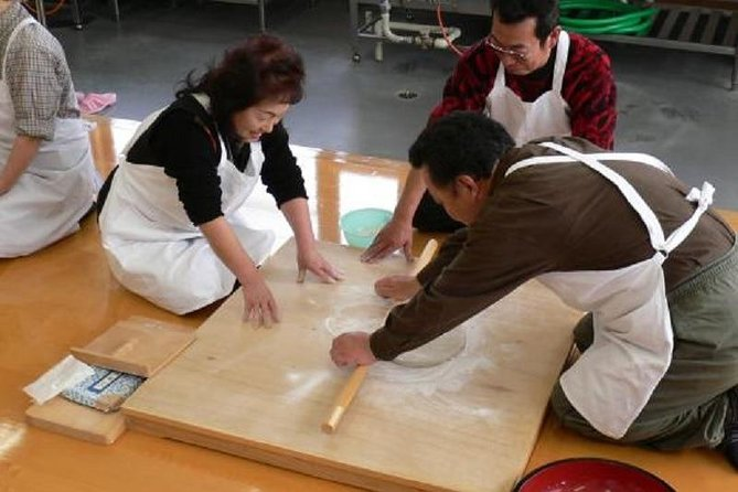 "[Okura Village, Yamagata Prefecture] Experience soba noodles at ""Furusato Mikiraikan"" surrounded by beautiful countryside scenery ""Tanada of Yoga Village""! 《Souvenir gift》"