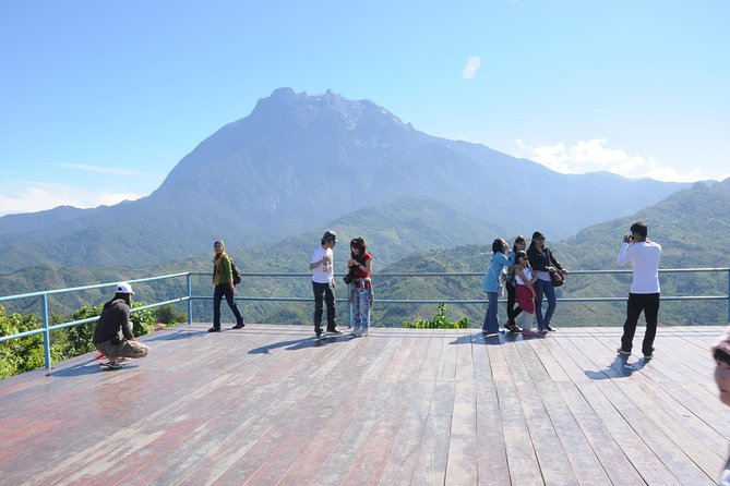 Day Tour from Kota Kinabalu: Kinabalu Park and Poring Hot Spring (Shared Tour)