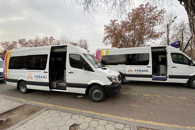 Armenia Transfer: Yerevan to Tsaghkadzor or vice versa