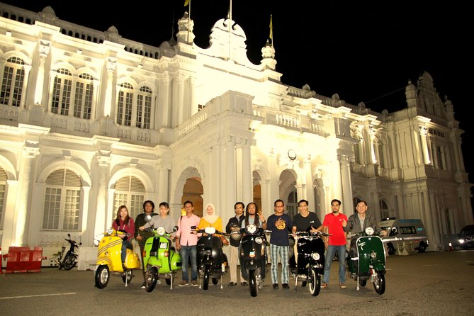 Penang's Night Ate-Venture Vespa Food Tour by Vespalicious
