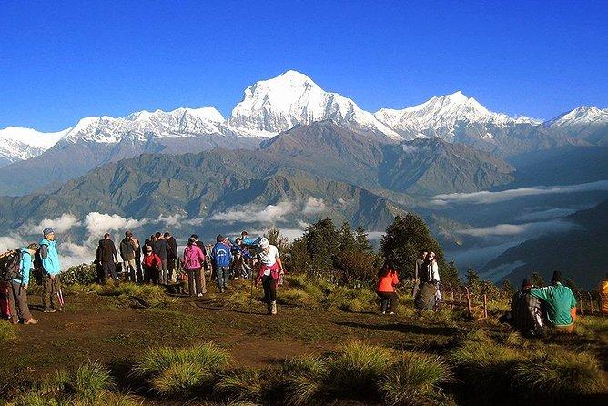 Annapurna Dhaulagiri Khopra Trekking