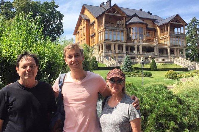 Mezhyhirya (Ex-President's Residence) Tour