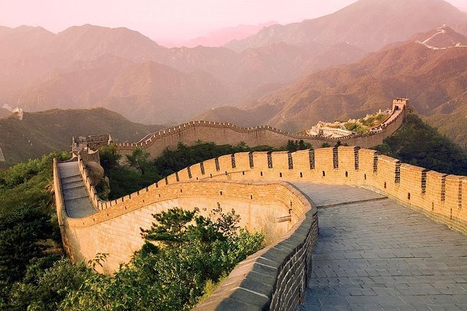 Beijing Half-Day Private Tour of Mutianyu Great Wall