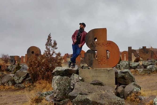 Private Tour to:Alphabet Alley, Hovhannavank & Saghmosavank, Amberd Fortress