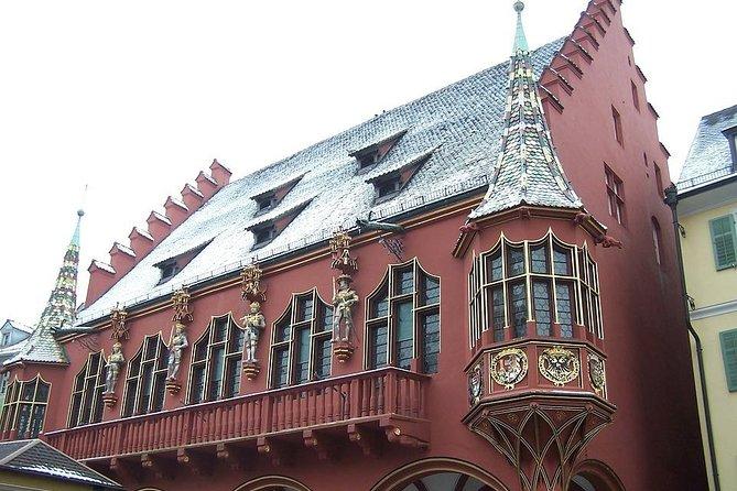 Freiburg Walking tour