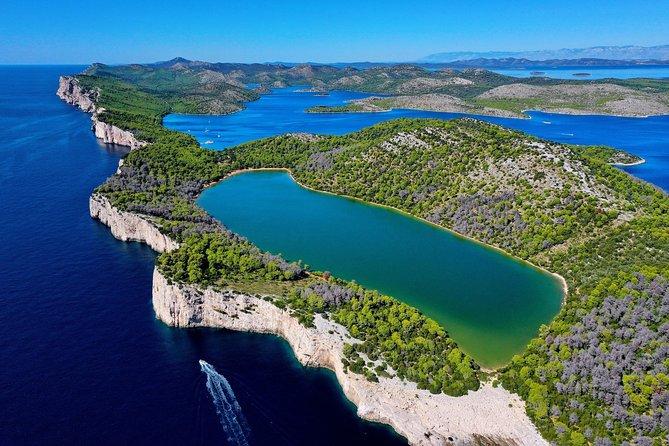 National park Kornati & Natural park Telašćica
