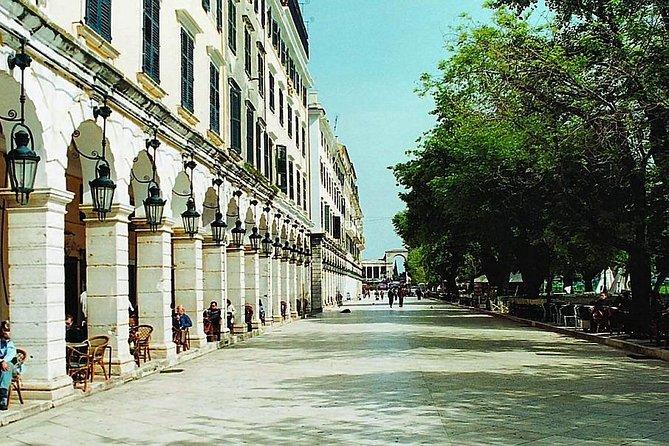 Corfu – Achillion Palace Kanoni and Old Town // Shore excursion