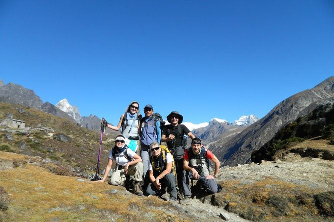 Everest Three pass Trek: