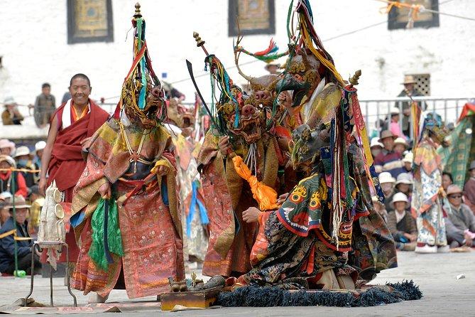 6-Day Private Lhasa Gyantse Shigatse Tour