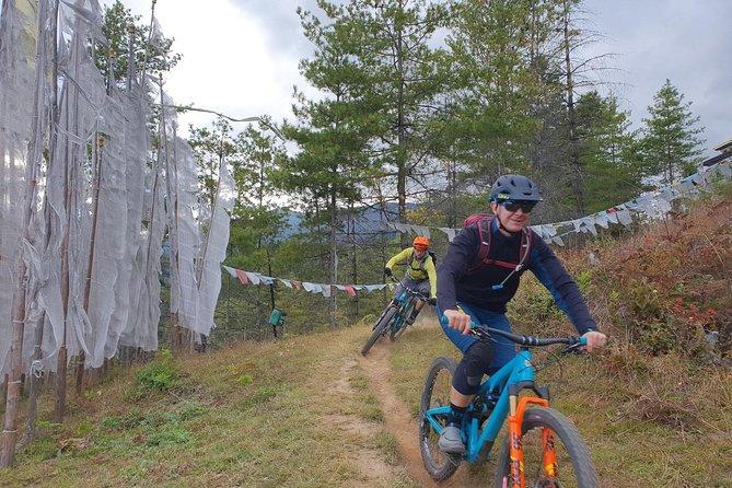 Bhutan Cross-country Cycling tour