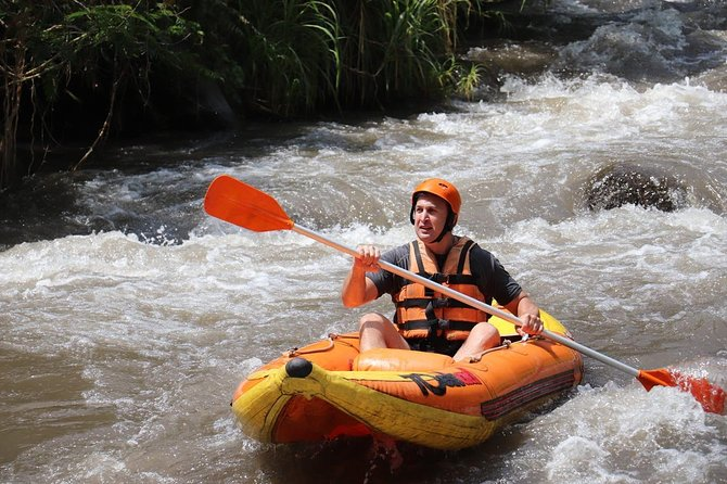 Half Day Tubing Adventure In Ubud Bali