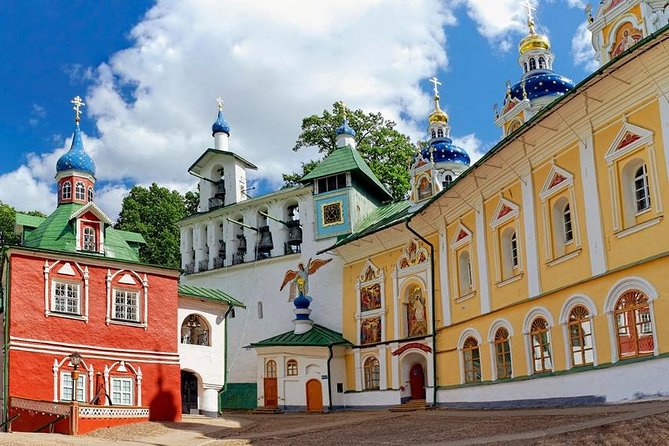 1-day tour of Pskov, Izborsk and Pechory from Saint Petersburg