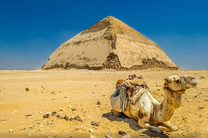 Dahshour and Sakkara Private Full-Day Tour from Cairo