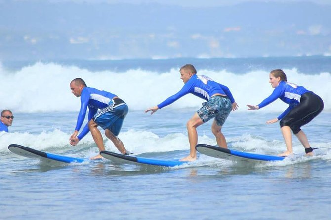 Bali Surf Leason