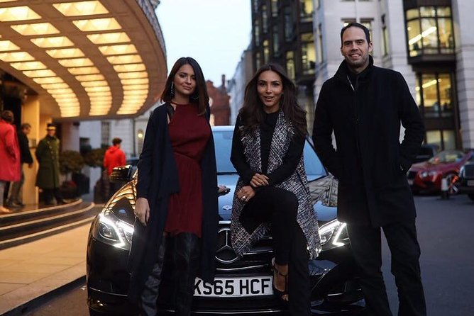 London 7 hours Private Day Tour by Executive car with pickup from your hotel