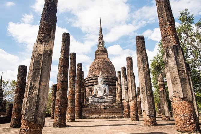 1 Day Sukhothai Historical Park from Chiang Mai Private Tour
