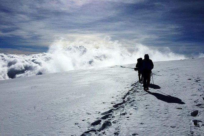 8 Days Kilimanjaro Climbing Via Lemosho Route