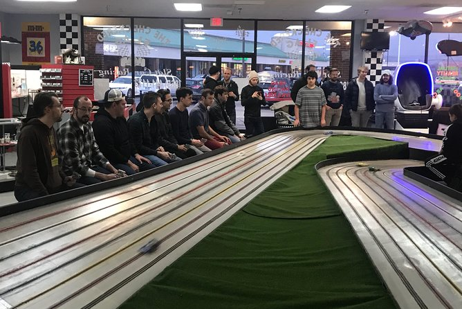 Slot Cars Racing Experience in Pigeon Forge