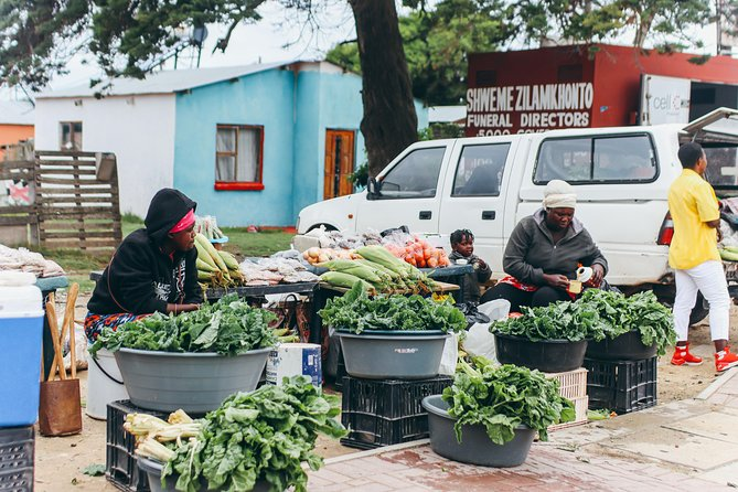 Township Experience from Port Elizabeth