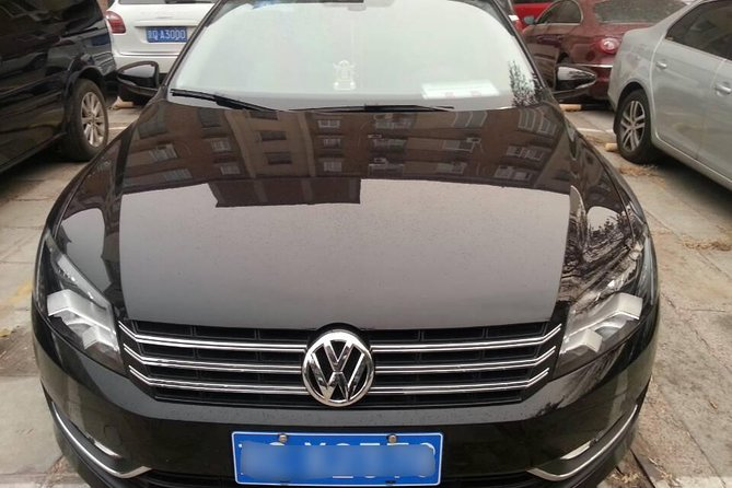 Transfer from Xi'an Xianyang Airport to City Center