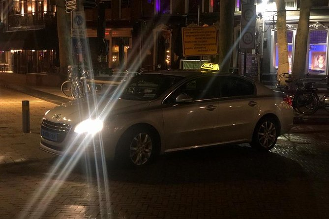 Private transportation from Tilburg to Schiphol airport