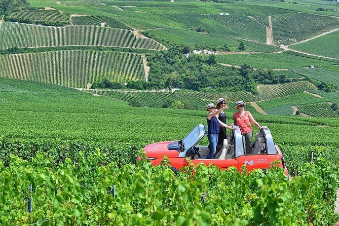 The Must-sees from Epernay