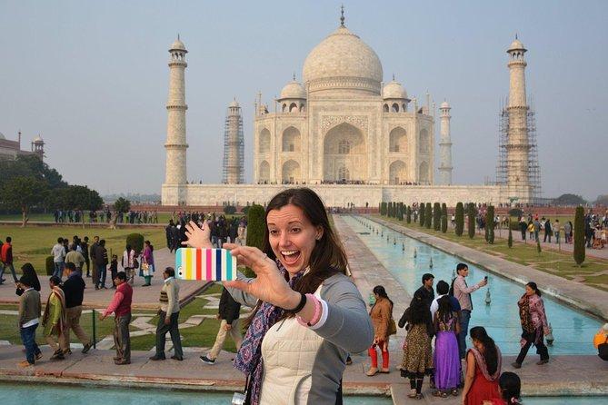 Taj Mahal One Day Tour (Agra Tour From Delhi / Gurgaon)