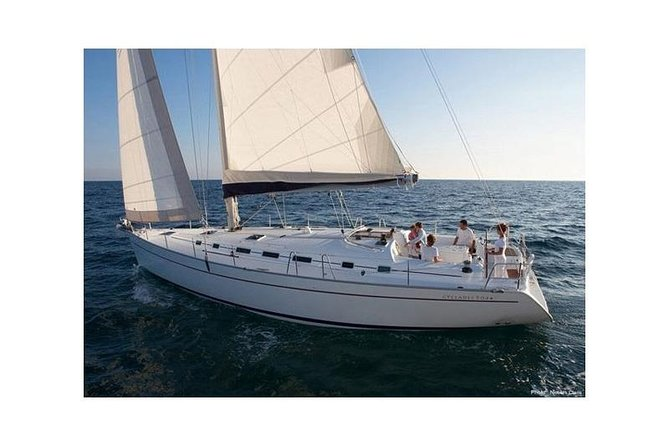 5 Cabin Sailing Yacht Full day private cruise