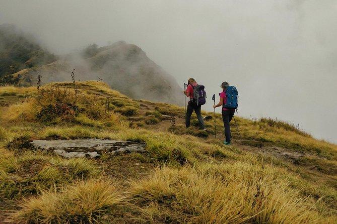 Mardi Himal and Khopra Ridge Private Guided Trek