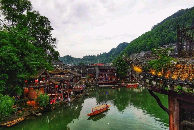Zhangjiajie Furong and Fenghuang 5N6D Tour