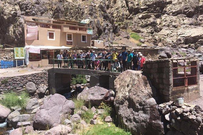 3 Days 2 Nights Mount Toubkal Trek & Azzaden Valley Hike
