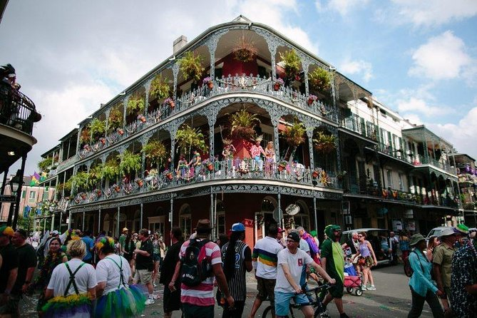 "Discover New Orleans : ""Introduction of The City"" Tour with A Local"