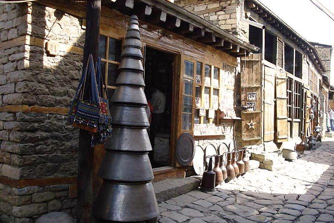 7-Days Tour of The Secrets of Ancient Crafts from Baku