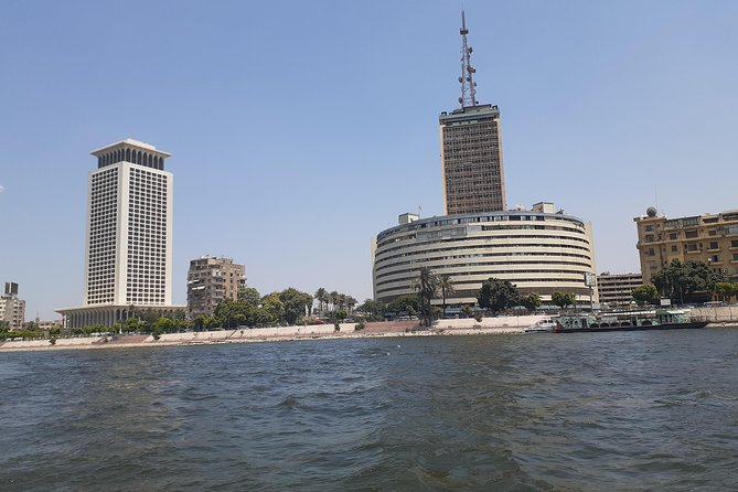 Cairo by bus full day