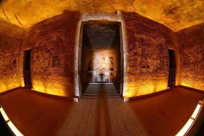 Abu Simbel Sun Festival Tour From Aswan