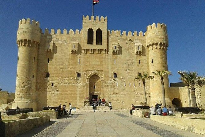 Full Day Tour To Alexandria From Cairo