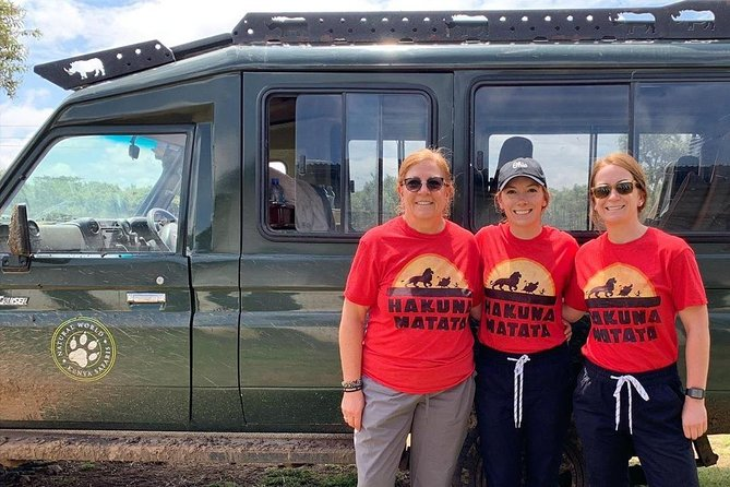 Samburu, Lake Nakuru & Masai Mara 6 Days Private 4x4 Jeep Safari