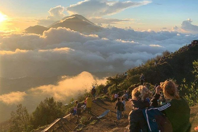 Private Full-Day Mount Batur Trekking from Denpasar
