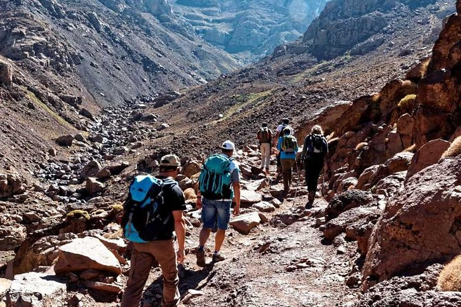 Guided Trek in Imlil and Hiking for 3 days to Mount Toubkal