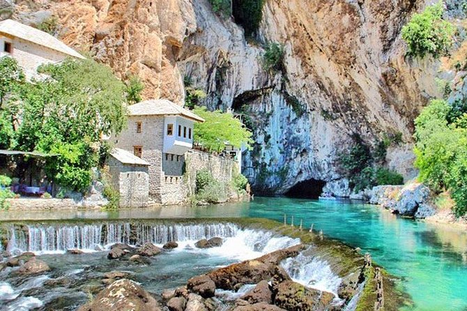 Pearls of Herzegovina - 4 cities - Mostar, Buna, Počitelj, Kravice waterfall