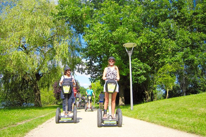 Amboise Discovery Segway 45mn