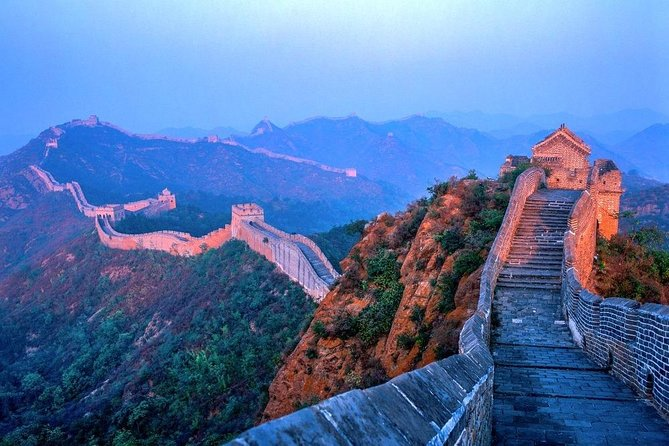 2-Day Beijing Private Tour Including Great Wall from Shanghai by Bullet Train