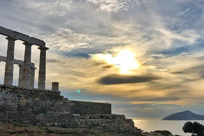 Athens - Sounio (Sounio-Athens City)