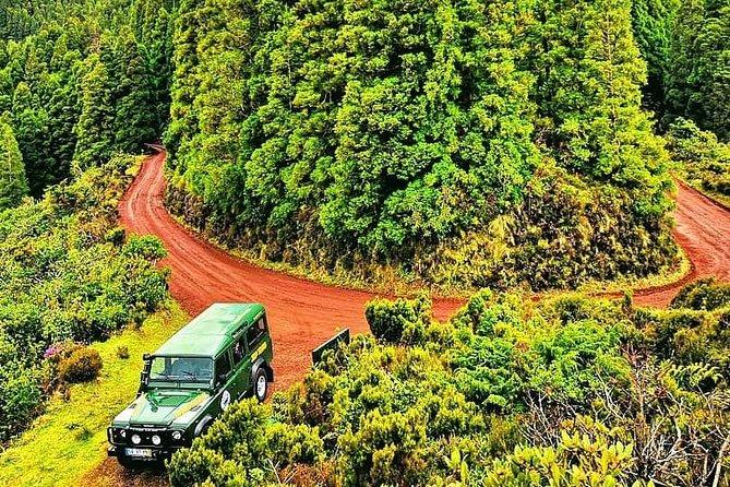 Full day jeep tour Nordeste