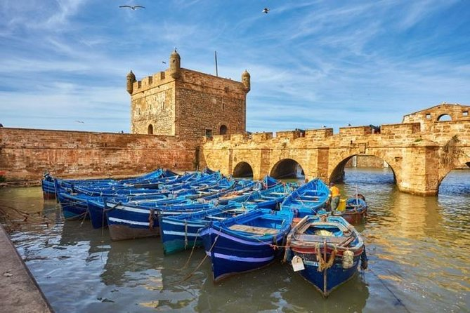 The most amazing trip to the city of Essaouira