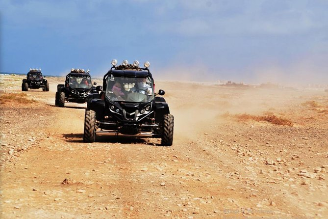 Boa Vista Island 2 Hours Buggy Excursion from Rabil