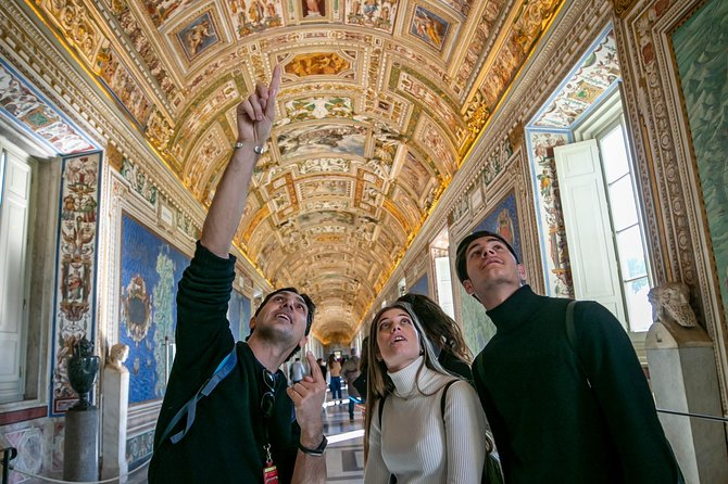 Skip the Line Private Tour Vatican, Sistine Chapel and the St.Peter's Dome